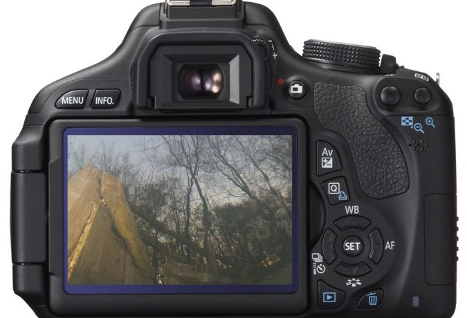 Test: Canon 600D in Sea&Sea RDX huis