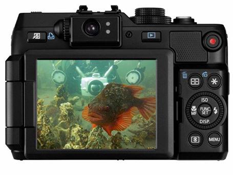 Test: Canon Powershot G1X en WP-DC44