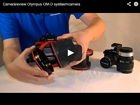 Review: Olympus OM-D systeemcamera